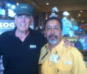 Gunny and Michael